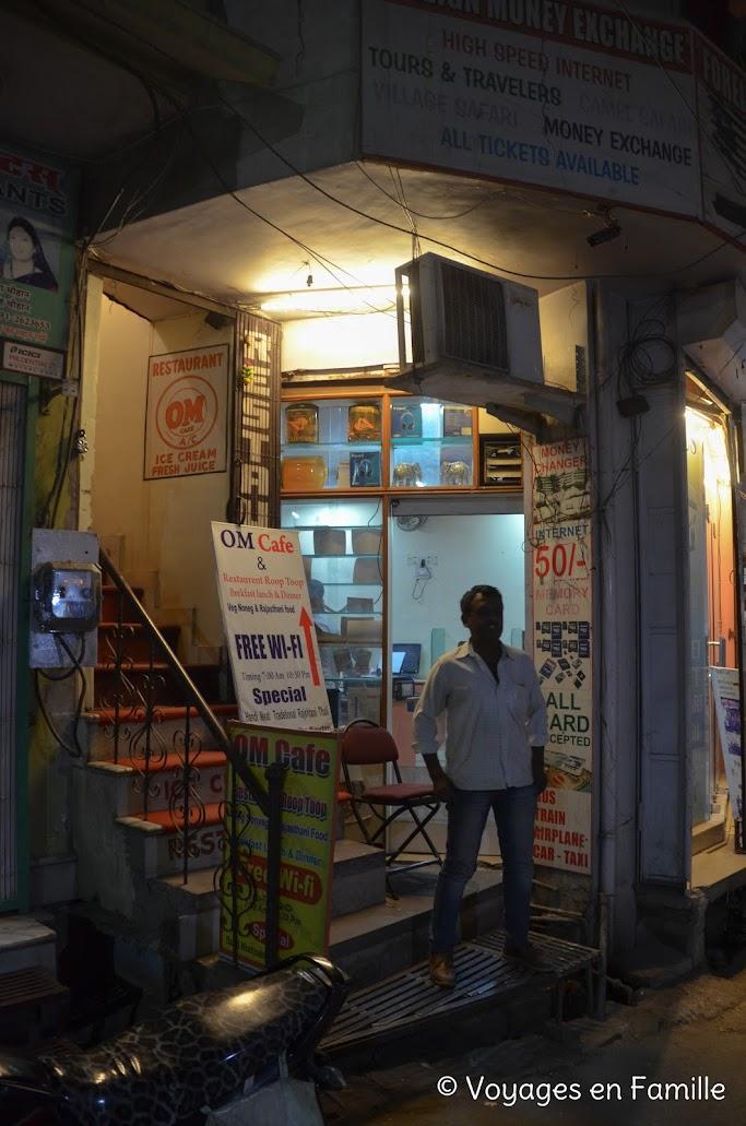 Om Cafe Jodhpur