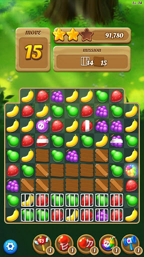 Juice Pop Mania: Free Tasty Match 3 Puzzle Games  screenshots 6