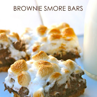 Make It Monday- Brownie S'Mores Recipe
