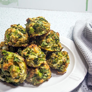 Spinach Parmesan Bites Recipes