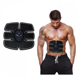 Aparat remodelare abdomen cu electrostimulare - SixPack Gym
