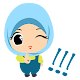 Download Cute Hijab Girl WAStickerApps - Muslimah Stickers For PC Windows and Mac