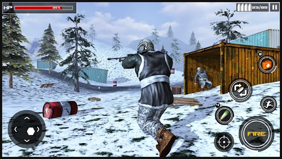 ApkMod1.Com Fire Free battlegrounds Shooting Games + (Free Shopping Unlimited Bullets) for Android Action Game