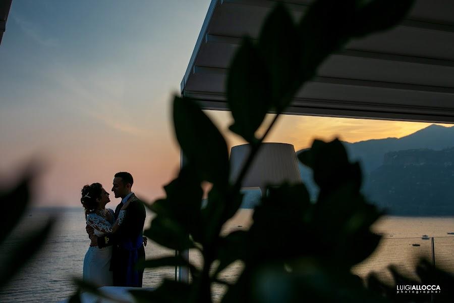 Fotografo di matrimoni Luigi Allocca (luigiallocca). Foto del 01.10.2018