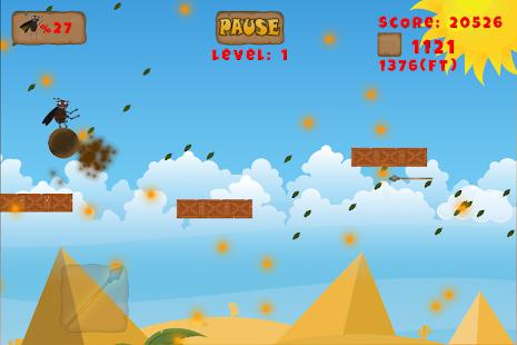 Dung Runner 2 - Larrys Escape screenshot