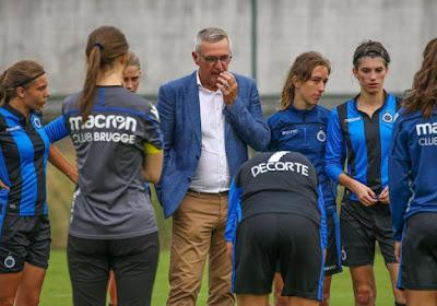 Vrouwenploeg Club Brugge maakt doelpuntenfestijn van eerste oefenwedstrijd