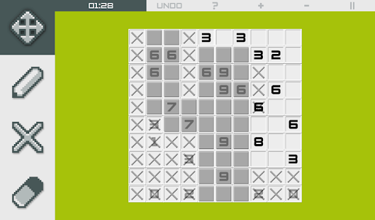 PIX.pix Numbers Puzzle Game - náhled