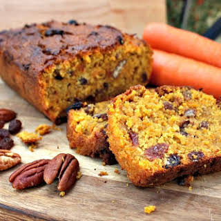 Spiced Pecan Carrot Cake.