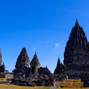 temple prambanan by Arif Hari - Landscapes Travel