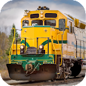 Real Train Drive Simulator 3D icon