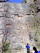 Photo: Llanymynech quarry, Wales