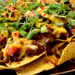 The Best Nachos Recipe – Restaurant-Style Nacho Supreme.