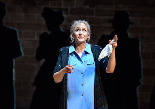 Photo: Wien/ Volksoper: ALBERT HERRING. Inszenierung Brigitte Fassbaender, Premiere 15.2.2014. Martina Mikelic. Foto: Barbara Zeininger