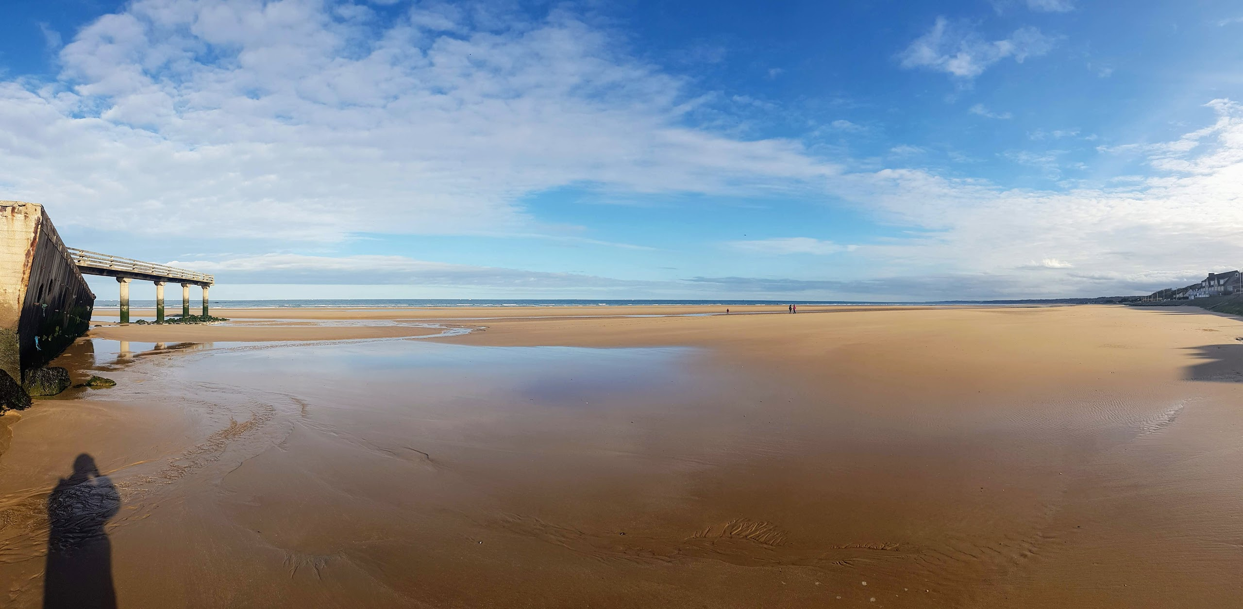 Desembarco de Normandía. Playa de Omaha