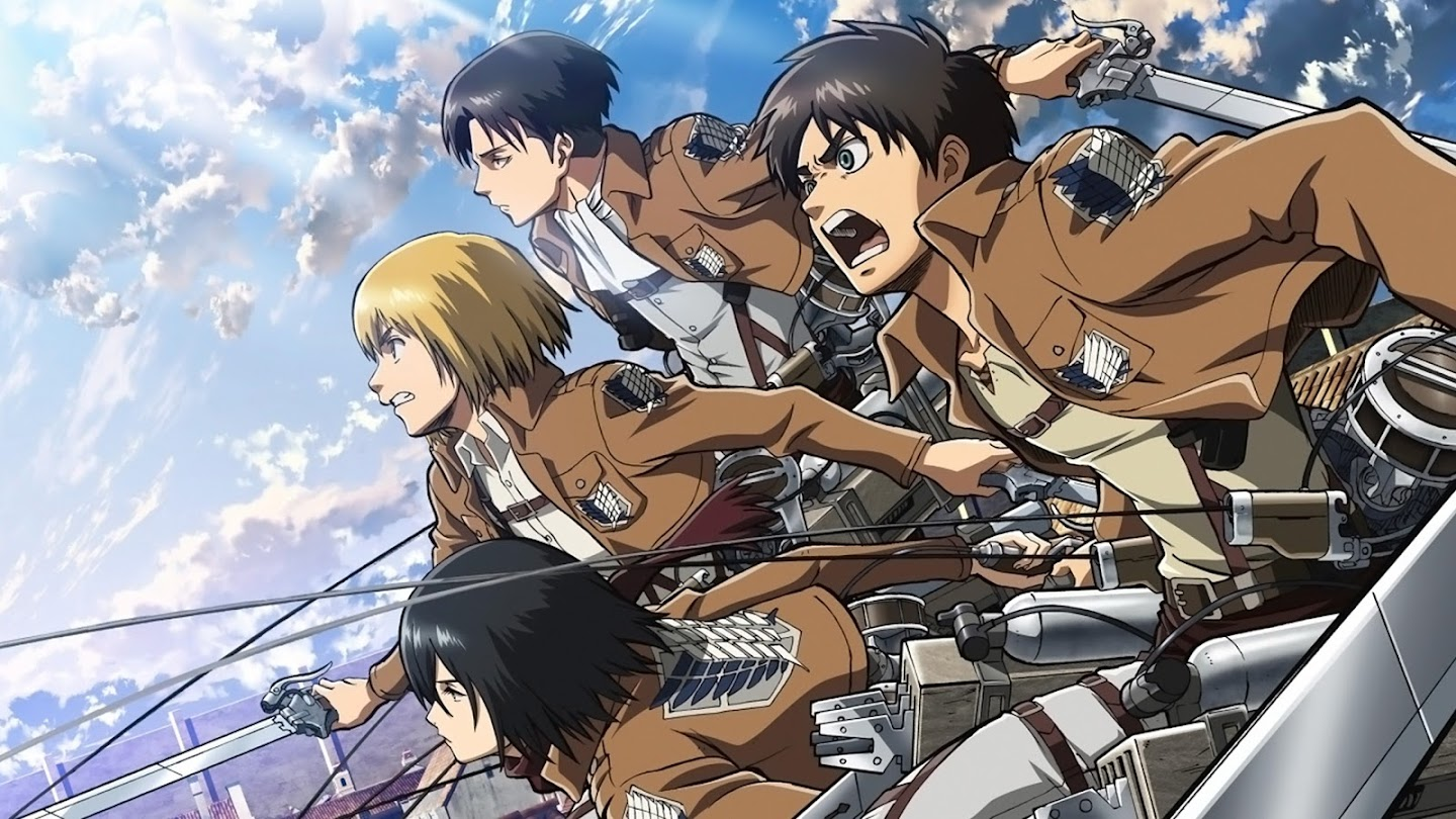 Watch Attack on Titan live