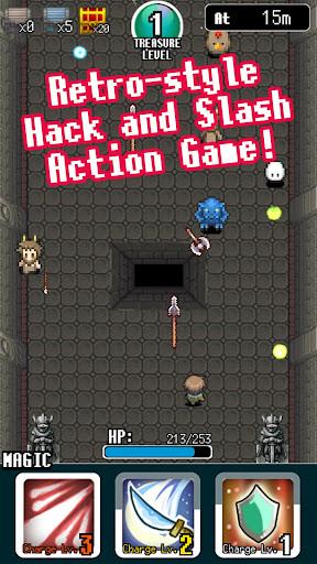 Pixel Dungeon Hero  captures d'écran 1