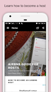 Airbnb Guide for Hosts - náhled
