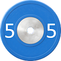 5x5 Workout Logger icon