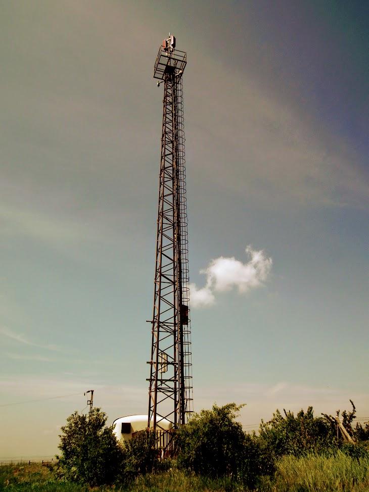 Fony/Árka, Őr-hegy - DVB-T gapfiller