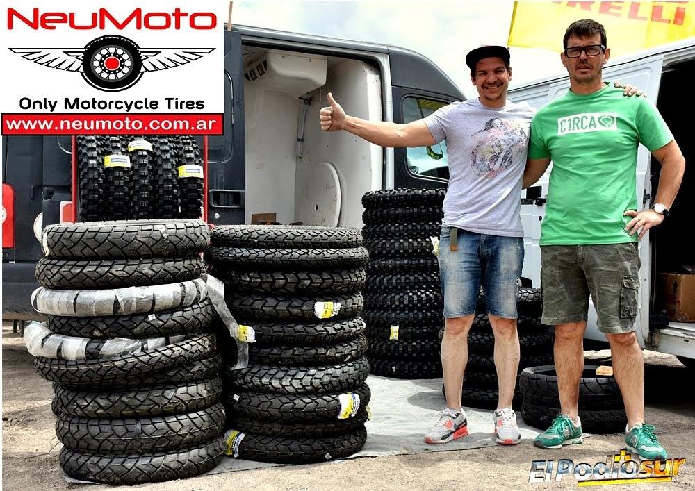 NeuMoto, todos los neumáticos en un solo lugar…