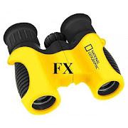 Zoom Binoculars FX