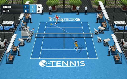 Tennis Stars  screenshots 16