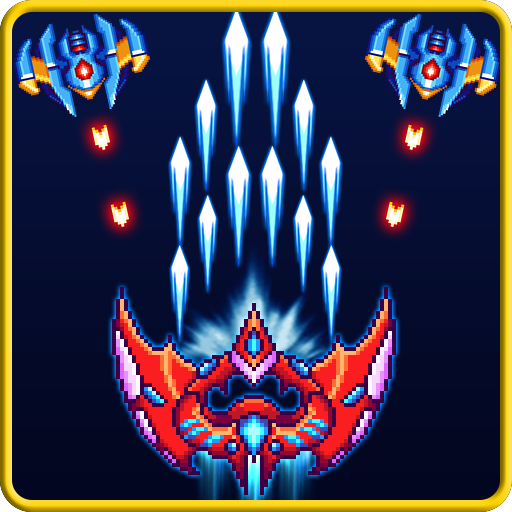 Alien War - Space Shooter Icon