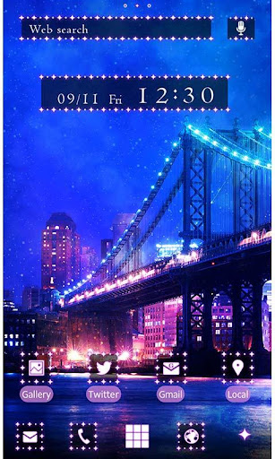 Cool Theme-Manhattan Bridge- 1.0.0 Windows u7528 2