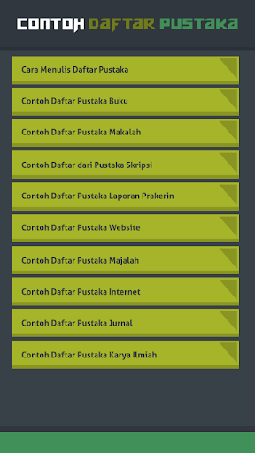 Contoh Daftar Pustaka Apk Download Apkpure Co