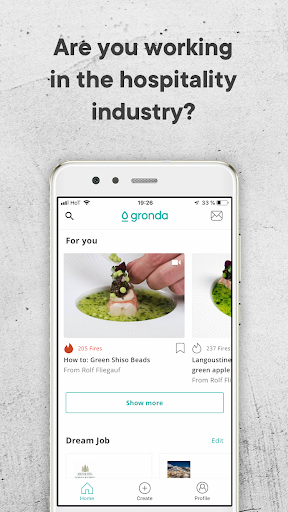 Gronda - For Hospitality Professionals 4.3.3 screenshots 1
