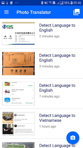 Photo Translator 7.3.1 screenshots 2