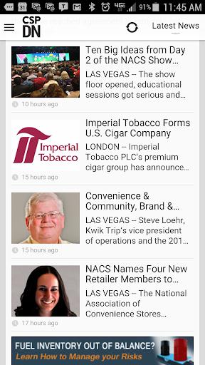 CSP Daily News App