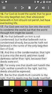 Bible Offline PRO- screenshot thumbnail