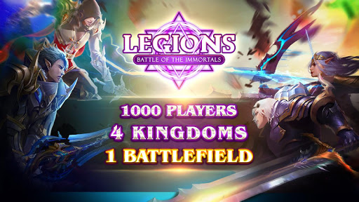 Legions : Battle of the Immortals 1.0.1.22 screenshots 1