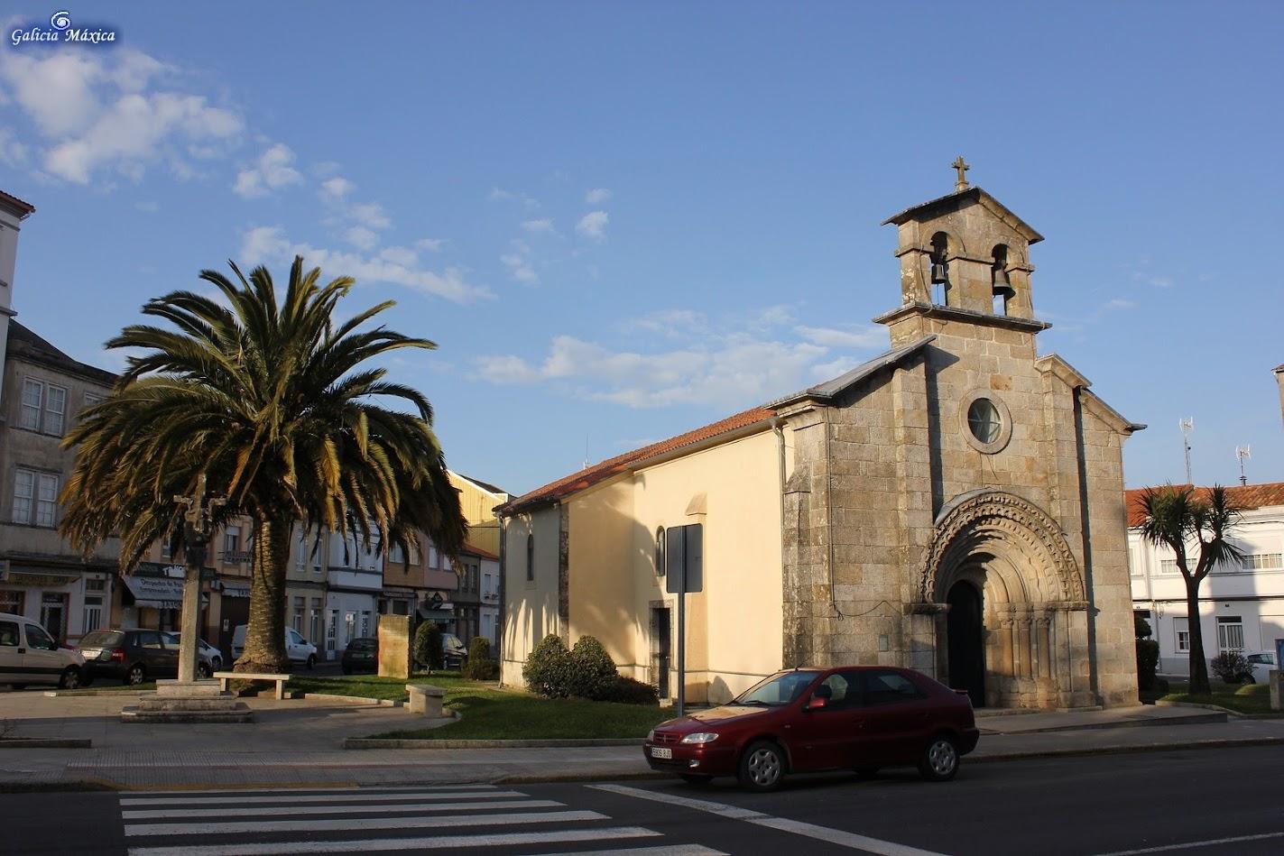 San Roque de Melide