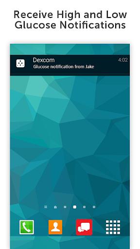 Dexcom Follow mmol/L DXCM1 1.1.5.3 screenshots 3