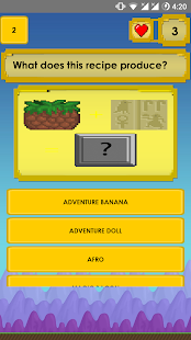 Growtopia Quiz - náhled