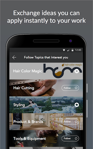Hairbrained Craft Hairdressing screenshot 5