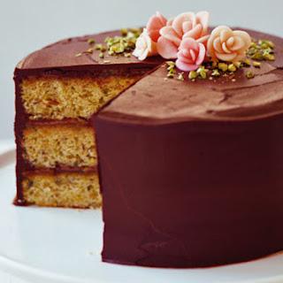 Pistachio Petit-Four Cake Recipe