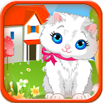 Baby Cat Bath Care icon