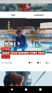 Axlek (Offizielle App)- screenshot thumbnail