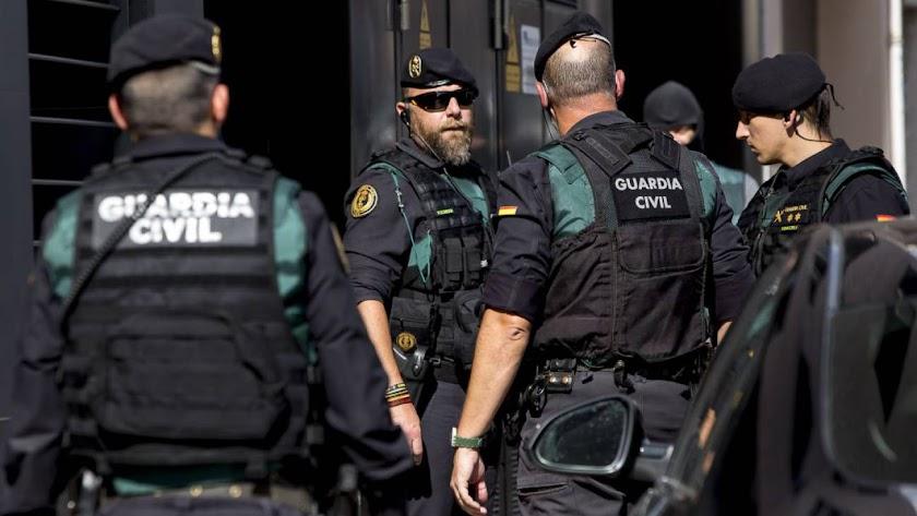 La Cadena SER ha tenido acceso a un informe de la Guardia Civil destinado a las unidades de investigación.