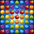Fruits Magic Sweet Garden: Match 3 Puzzle