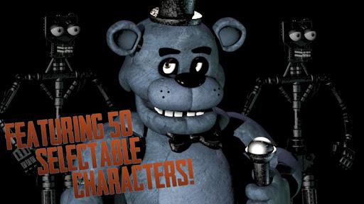 Game Five Nigts Ultimate at Freddy: Horror Game Guide (apk) download gratis untuk Android/PC/Windows screenshot