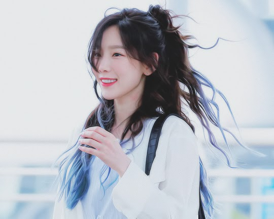 taeyeon hair 78