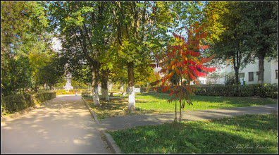 Photo: Calea Victoriei - intre numerele 19 si 21 - 2017.10.18