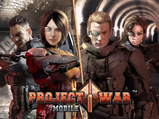 Project War Mobile screenshot 23