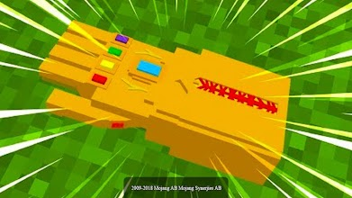 Infinity gauntlet mod for minecraft 1 0 latest apk download