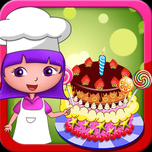 Dora birthday cake bakery shop file APK Free for PC, smart TV Download