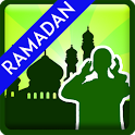 Waktu Solat -Kiblat, Azan, Doa icon